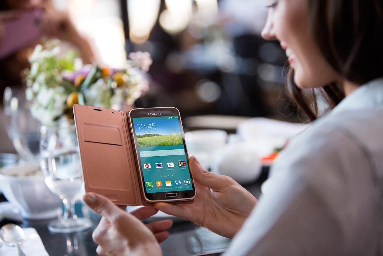 Samsungowy 'Touch ID' wkrótce w tanich modelach smartfonów