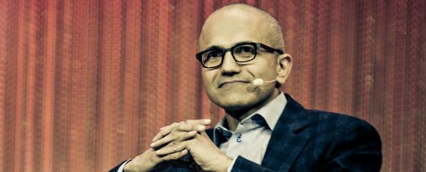 Krótka piłka: Microsoft uczy nas, jak mamy wołać na nowego szefa firmy