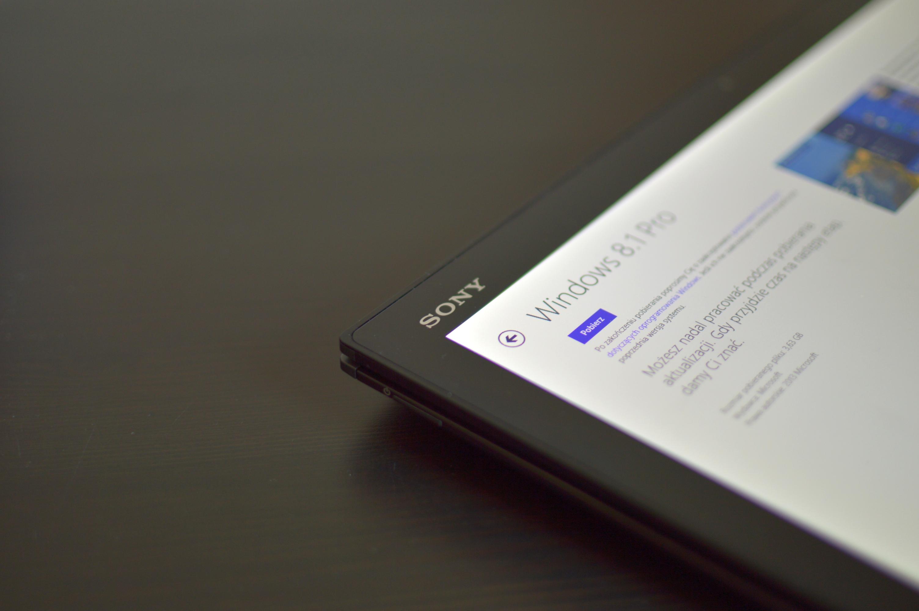 Sony Vaio Duo 13 – połączenie idealne zalet… i wad – recenzja Spider's Web