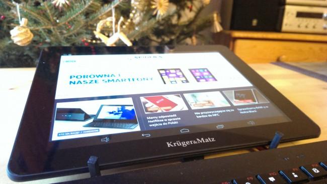 tablet krugermatz km0974 g