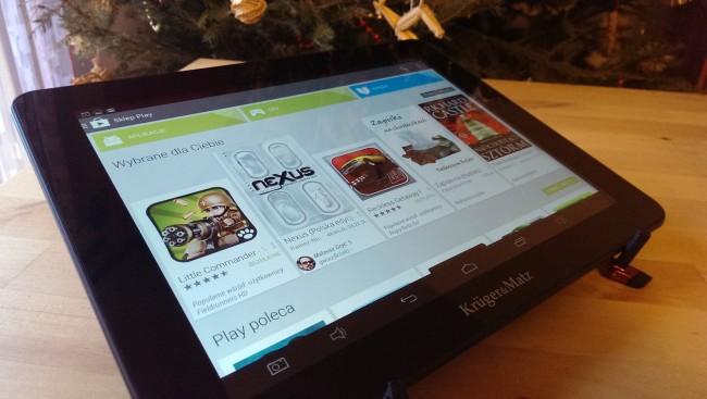 tablet krugermatz km0974 r