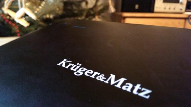 tablet krugermatz km0974 t