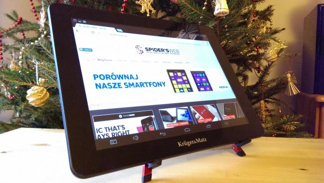 tablet krugermatz km0974 u