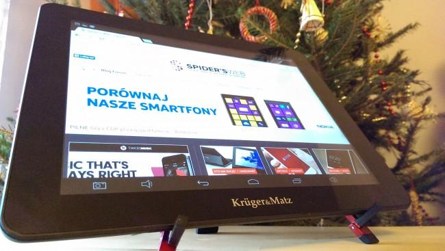 tablet krugermatz km0974 w
