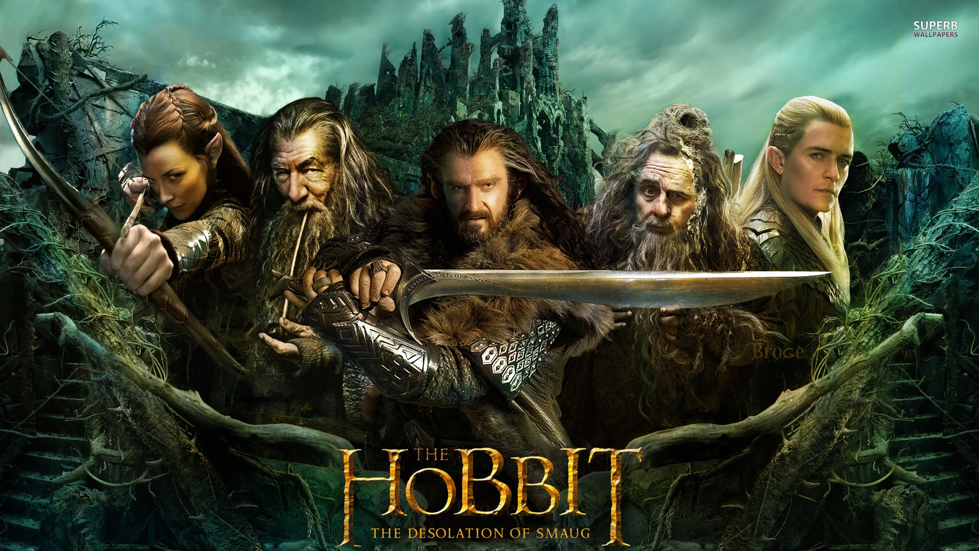 Jak to Hobbita tworzono…