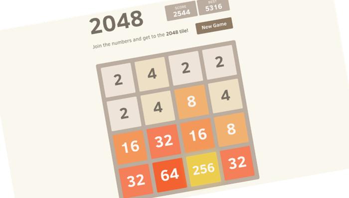 2048 – oto jak skończyć tę cholernie uzależniającą grę