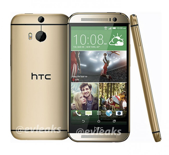 All-New-HTC-One-Gold-Leak