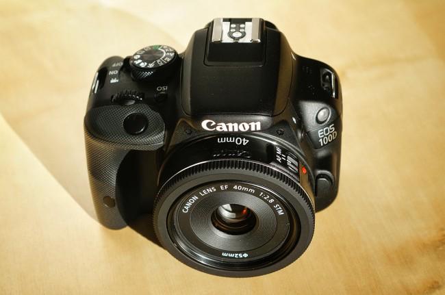 Canon EOS 100D 1