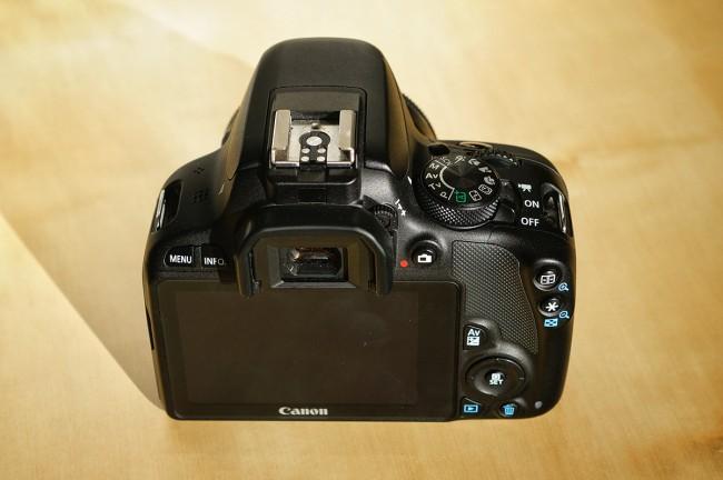 Canon EOS 100D 4