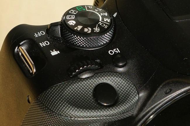 Canon EOS 100D 9