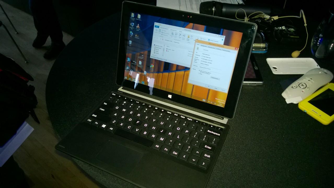 Znajdź różnice między trzema nowymi, tanimi tabletami z Windowsem 8