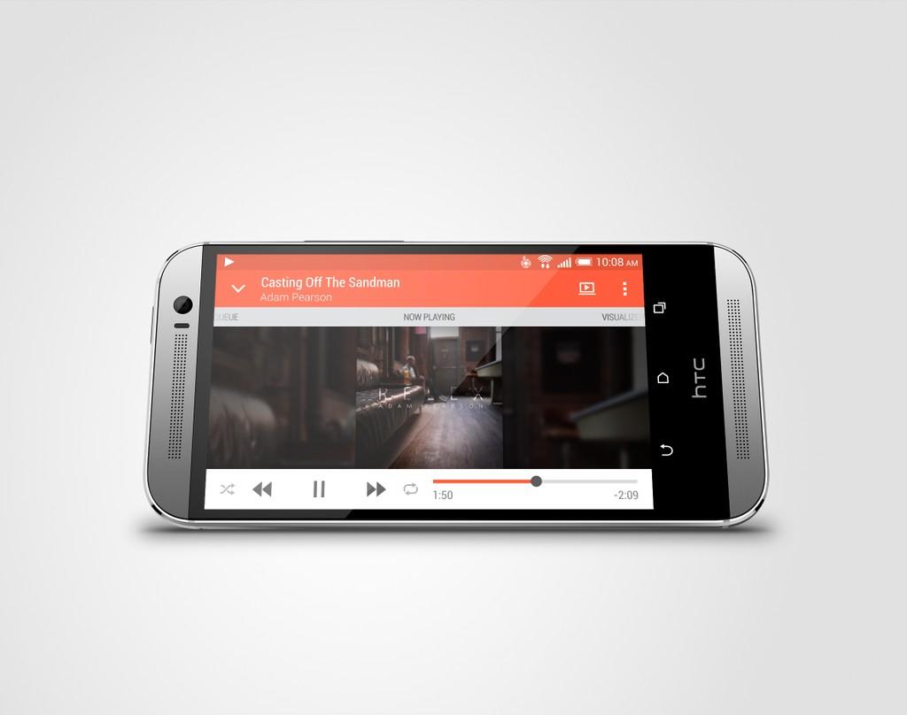 HTC One M8, czyli aluminiowy flagowiec z podwójnym aparatem – recenzja Spider's Web