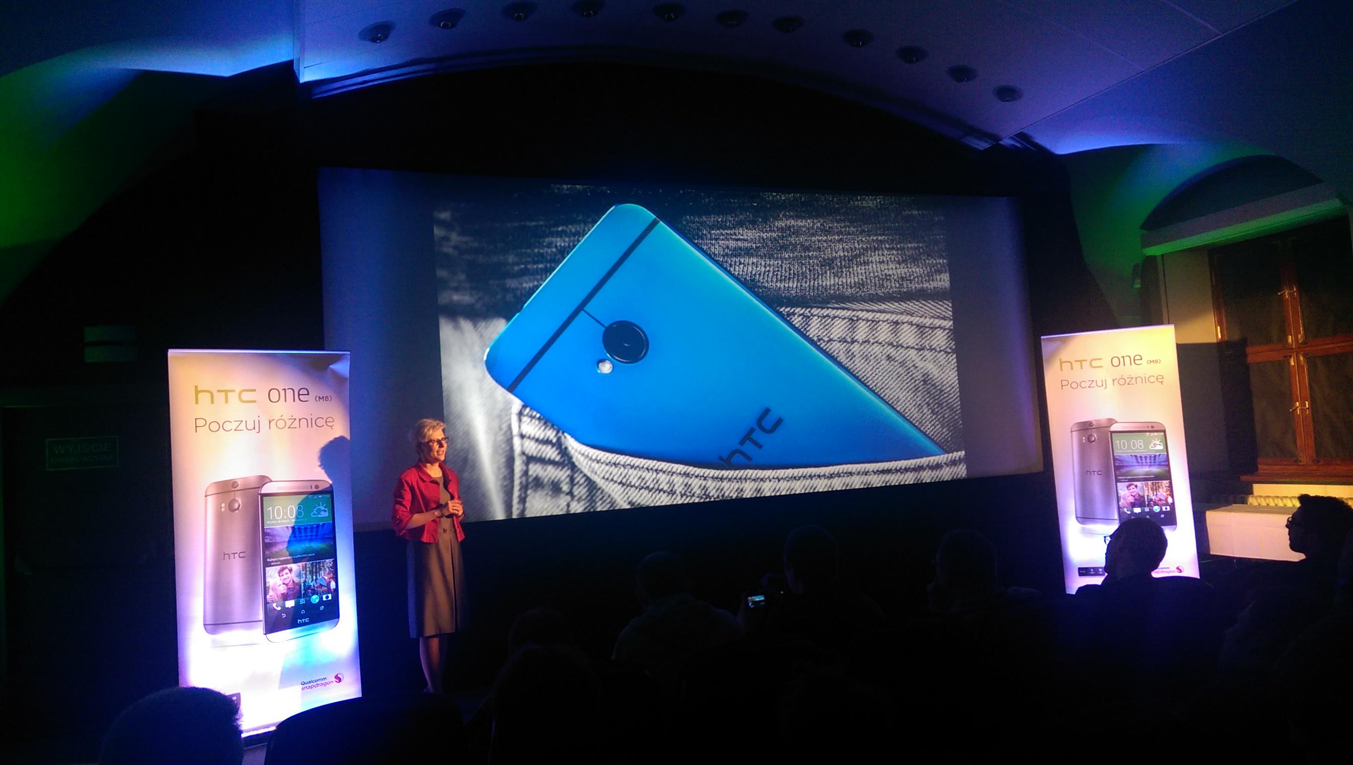 HTC One M8 zawitał do Polski – oby wersja Amber Gold nie była złą wróżbą