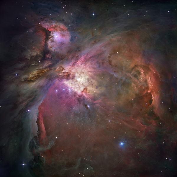 Zdjęcie Mgławicy Oriona pokazuje jak długą drogę przeszła fotografia. Także ta mobilna