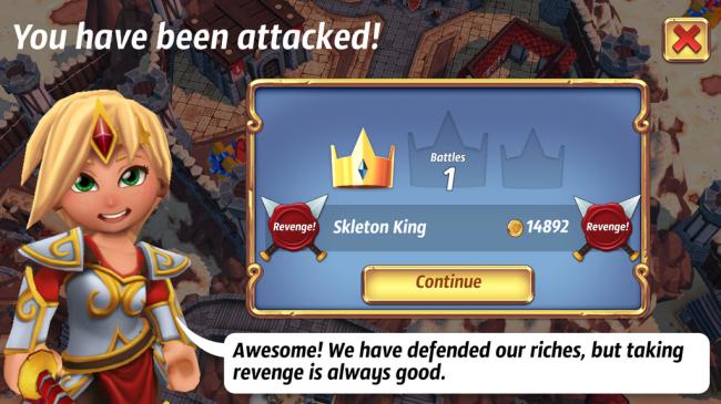 Royal Revolt a