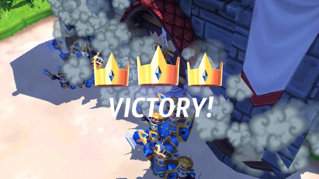 Royal Revolt k