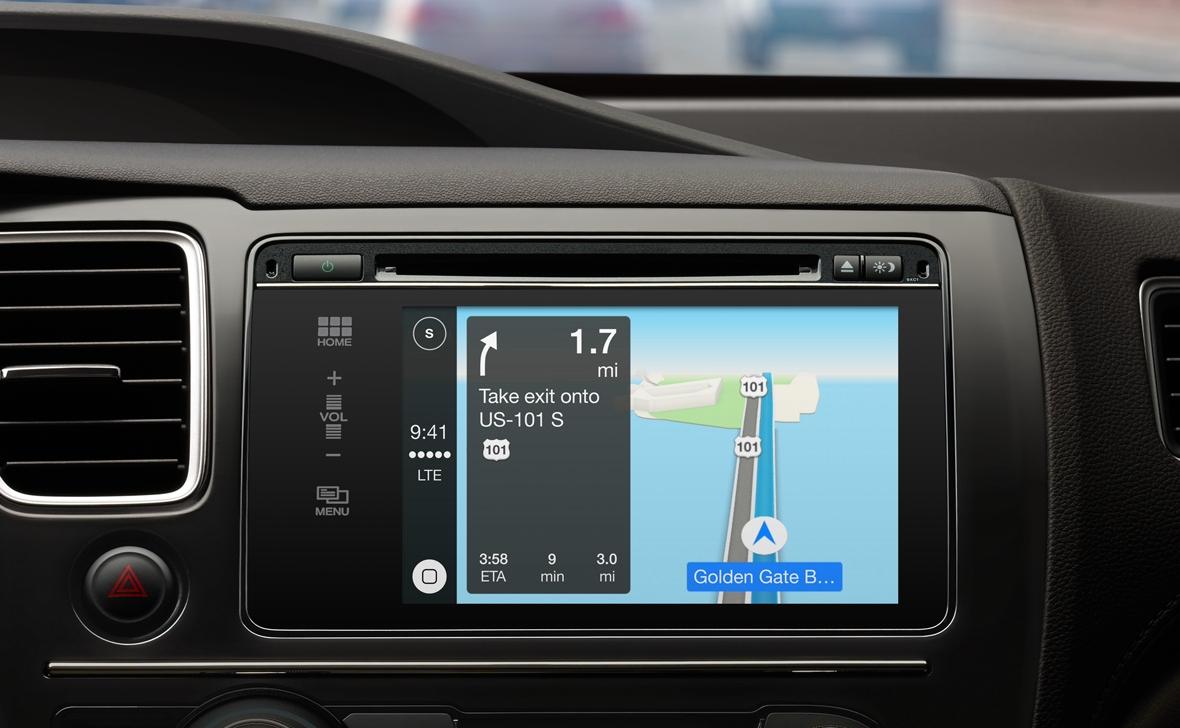 System multimedialny CarPlay od Apple w Golfie, Mazdzie, czy Renówce już wkrótce