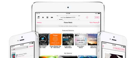 apple muzyka itunes radio