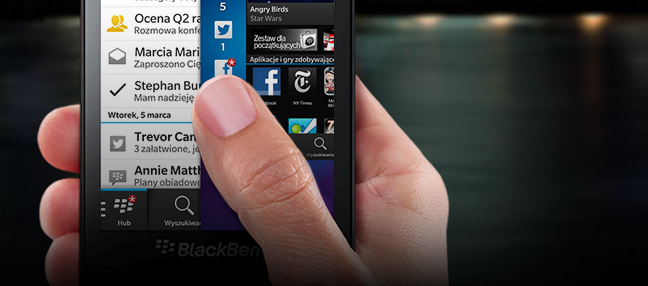Nowe smartfony… ze starym systemem, czyli krok w tył w wykonaniu BlackBerry