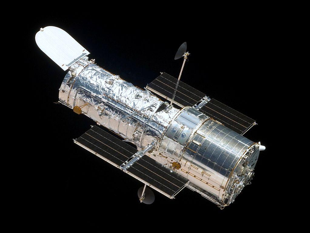 Swoje 24. urodziny teleskop Hubble'a świętuje nowym spektakularnym zdjęciem wylęgarni gwiazd