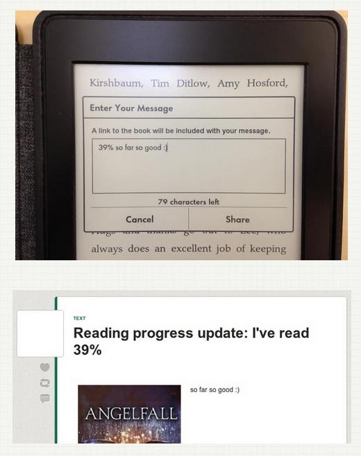 kindle booklikes