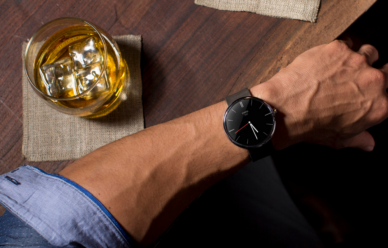 Krótka piłka: tak powstawał najładniejszy inteligentny zegarek na świecie – Moto 360