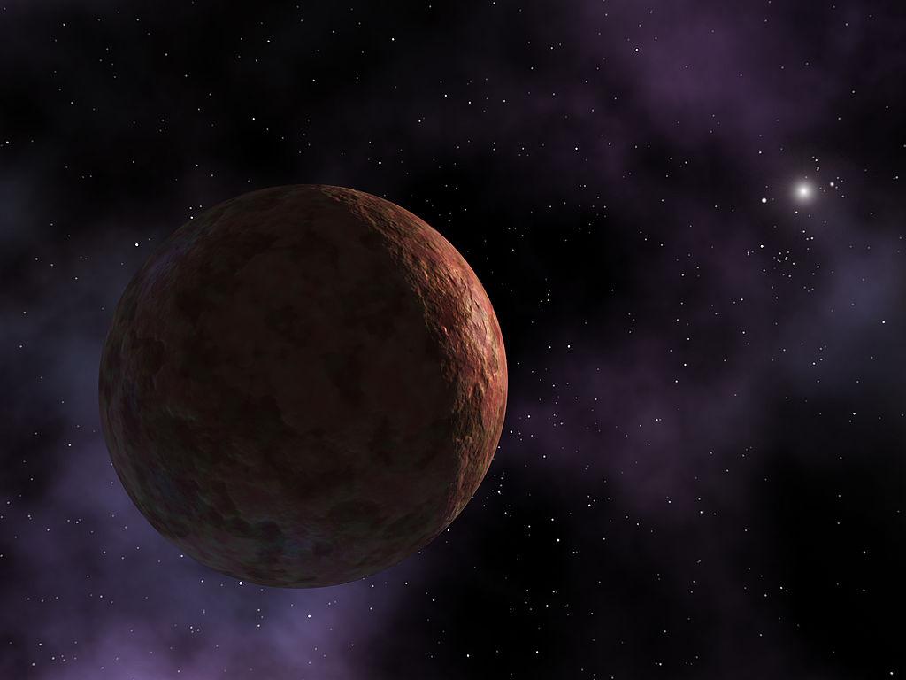 Właśnie odkryto… nową planetę KARŁOWATĄ w Układzie Słonecznym