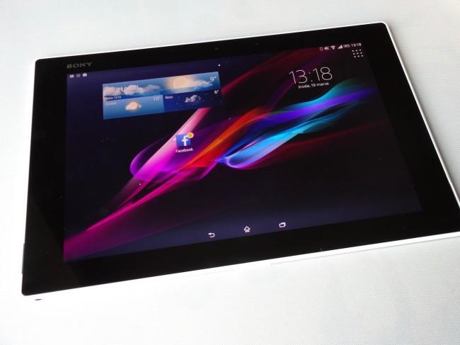 sony xperia tablet z2 22