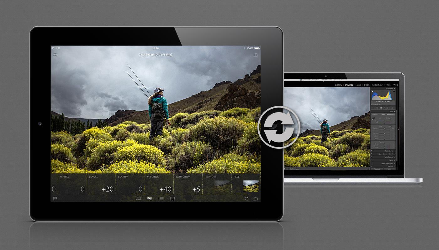 Smartfon zamiast drugiego monitora do obróbki zdjęć. Tak, jest na to aplikacja
