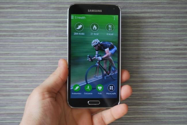 Samsung Galaxy S5, 11