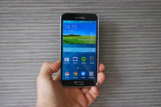 Samsung Galaxy S5, 5