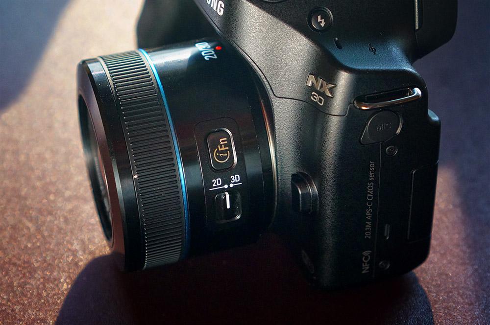 Samsung NX30, czyli stuprocentowa Smart Camera – recenzja Spider's Web