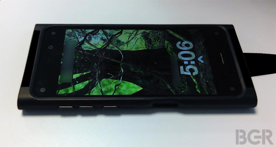 Trójwymiarowy interfejs i sześć kamer, czyli Amazon Phone pojawił się w Sieci