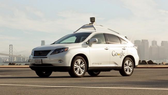 google pojazd autonomiczny