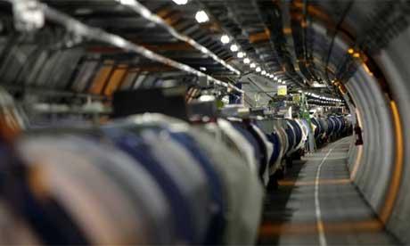 Z pomocą Wielkiego Zderzacza Hadronów potwierdzono istnienie nowej cząstki elementarnej