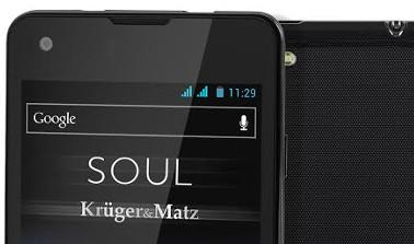Kruger&Matz Soul z przyzwoitą specyfikacją i ceną 649 zł zostawia w tyle konkurencję