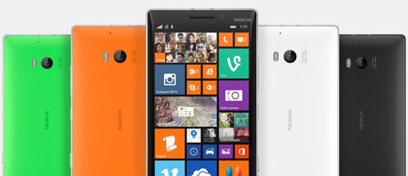 Nokia prezentuje Lumie 930, 630 i 635 – flagowiec z Windows Phone 8.1 i dwa średniaki bez kompromisów