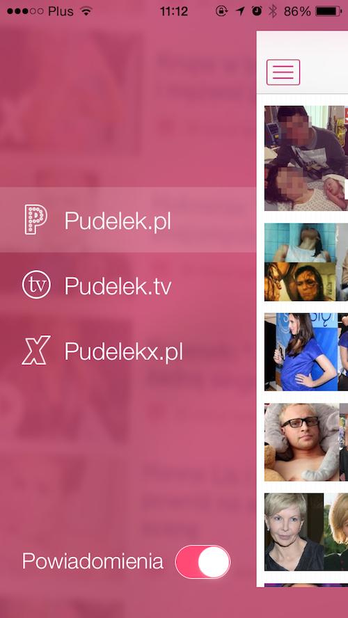 4956728e32c37a A tak będzie wyglądać nowa aplikacja Pudelka