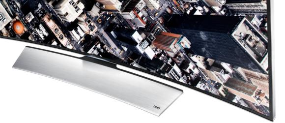 Samsung HU8500: przełomowy, wygięty telewizor – recenzja Spider's Web