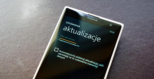 Windows Phone 8.1 zaktualizowany tuż przed premierą