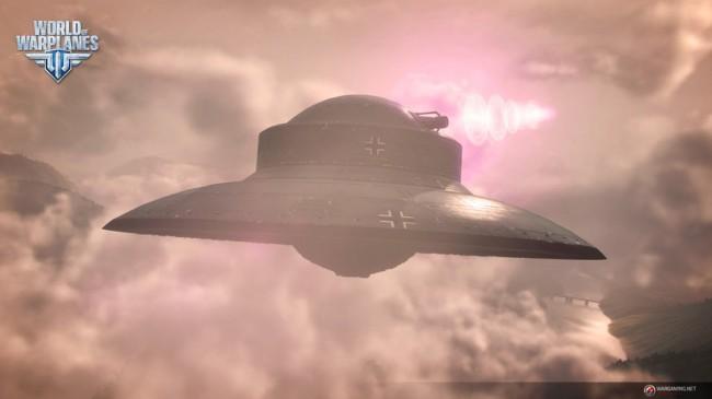 world of warplanes ufo