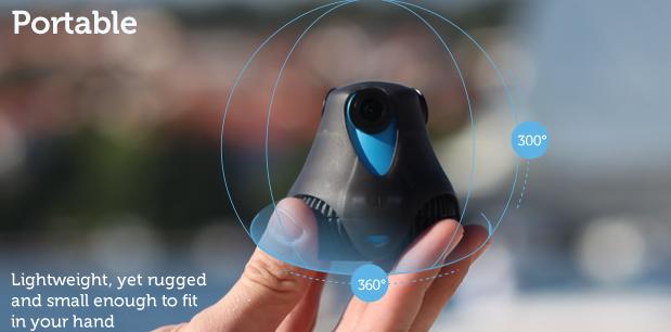 Pierwsza kamera 360 stopni z nagrywaniem Full HD będzie współpracować z Oculus Rift – zapowiada się rewelacyjnie