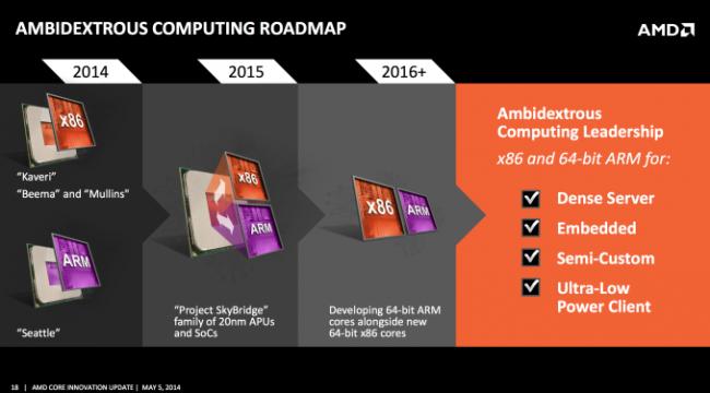 AMD 2016 Roadmap 2