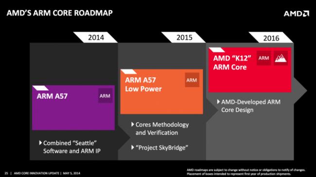 AMD 206 Roadmap