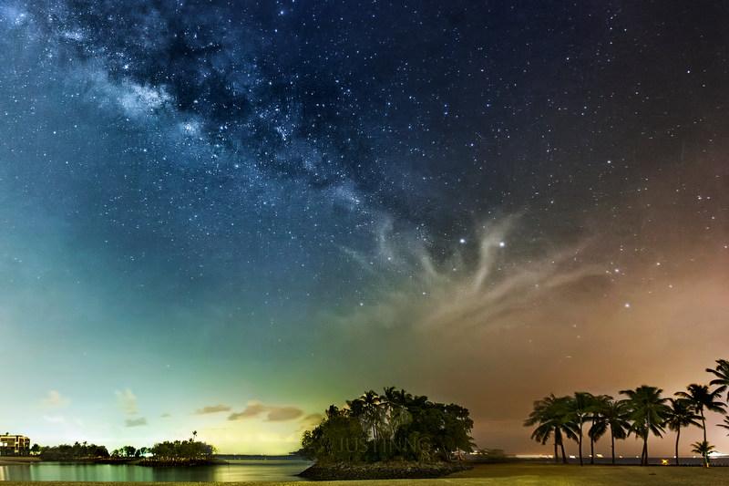 ETTR, czyli jak zrobić piękne zdjęcia nocnego nieba z samego centrum miasta