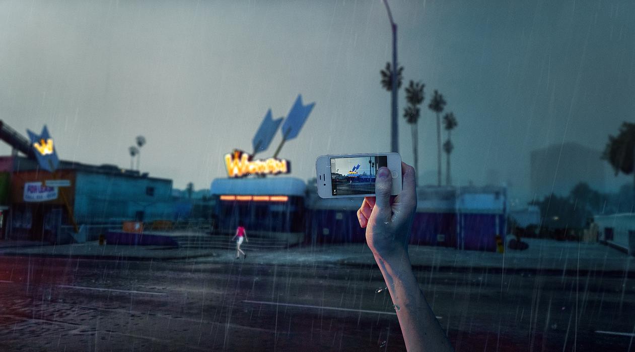 GTA V widziane z pierwszej osoby to gratka dla… fotografa