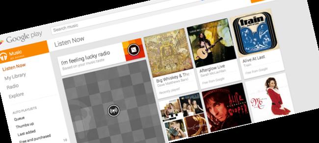 Google Music dostępne w Polsce!