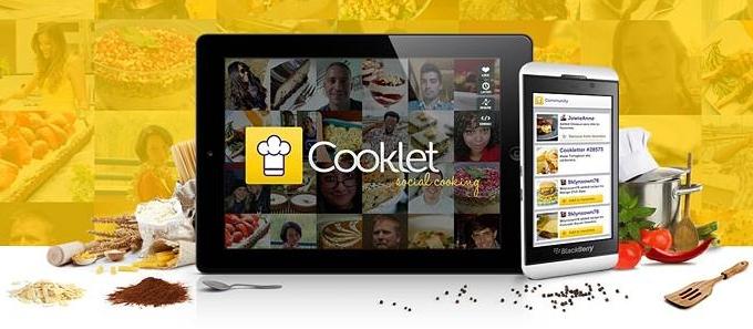 Smakowity sukces polskiej aplikacji – Cooklet kolonizuje Samsunga