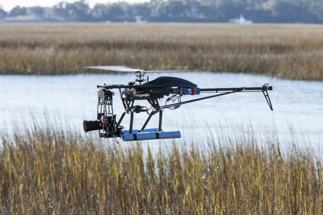 dron drony