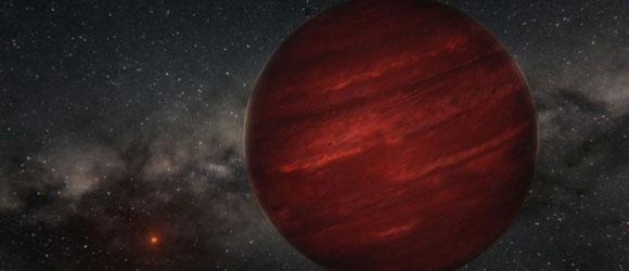 Odkryli planetę 13-krotnie większą od Jowisza, która jest… dziwna